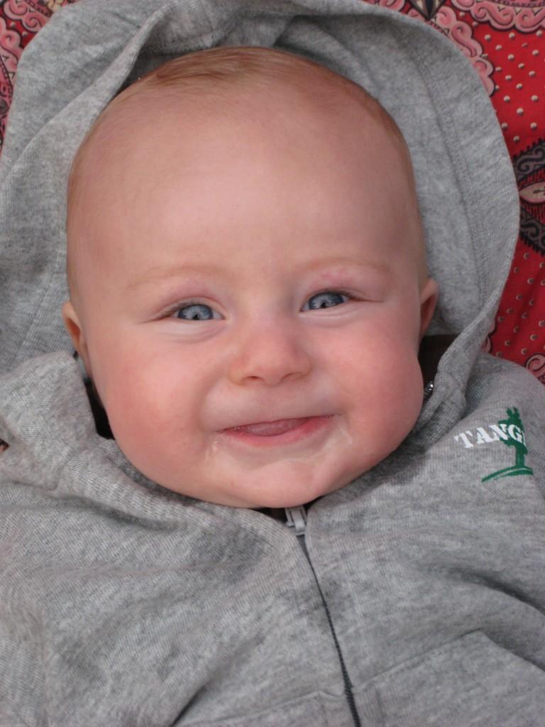 Smiling Sean