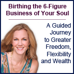 6 figure business of your soul CD cover