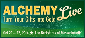 Alchemy Event Live - Turn Your Gifts Into Gold