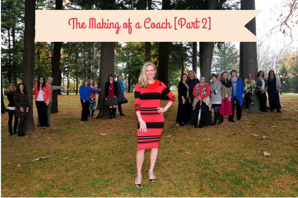 The Making of a Coach [Part 2](1)
