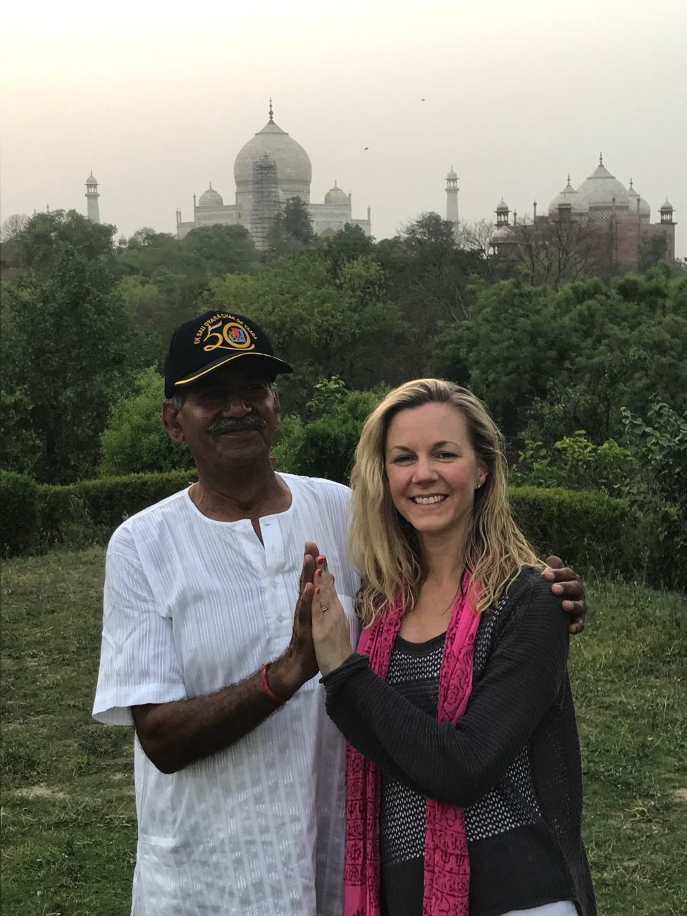 India, Sobriety + Turning 40